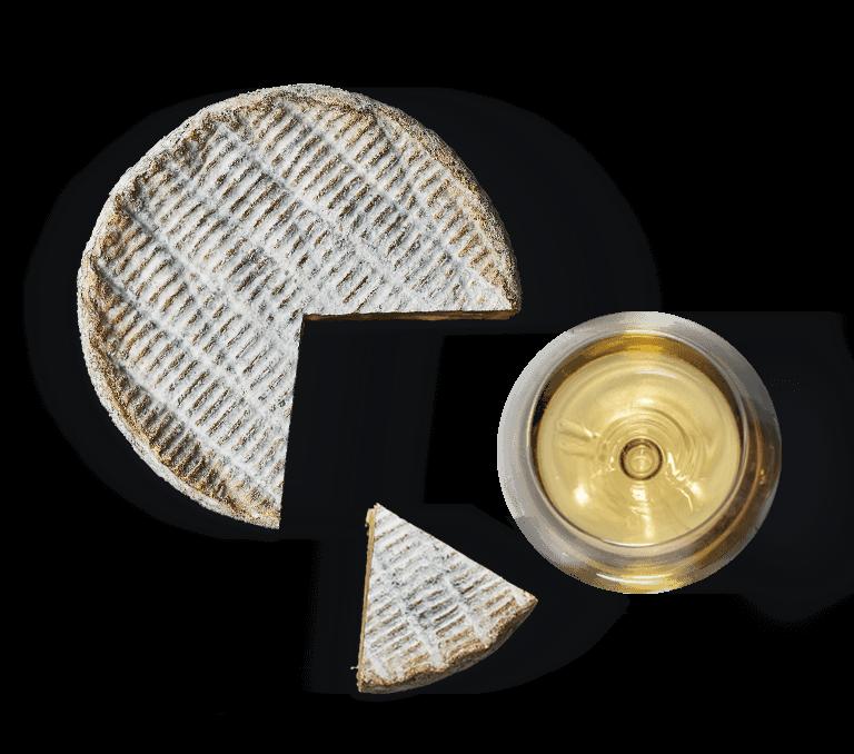 Tomme Fruitée Le Rustique & Poires tapées au vin de Vouvray – AOC