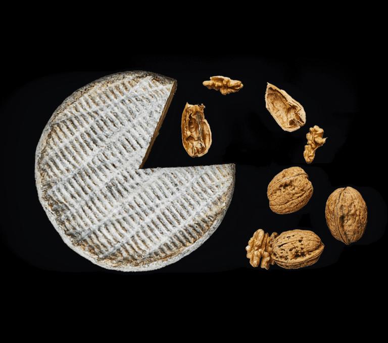 Tomme Fruitée Le Rustique & Mendiant noix et miel