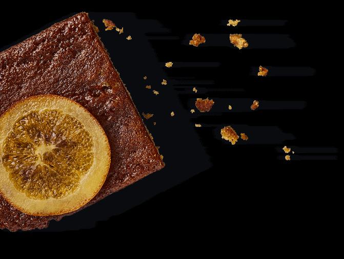 Camembert Le Rustique & Gâteau aux épices