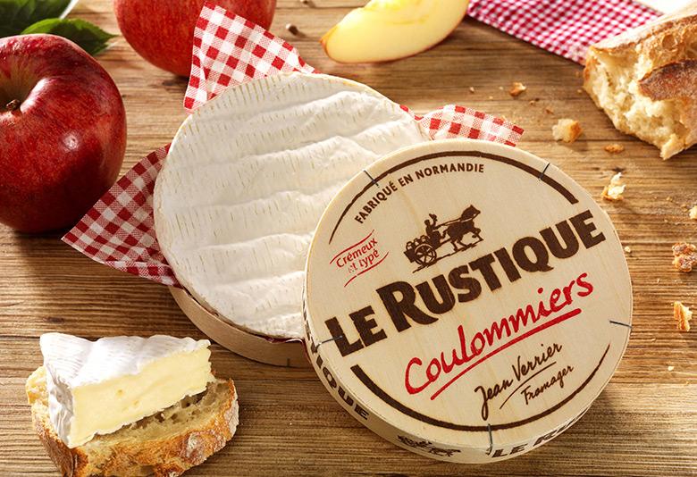 Coulommiers Le Rustique