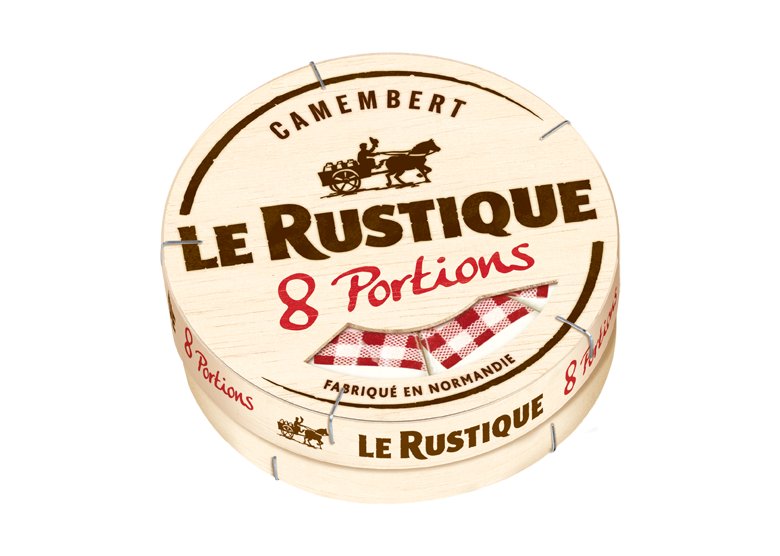 8 portions Le Rustique