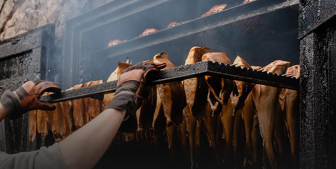 Fumoir viande