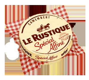 Le Camembert Spécial Affiné Le Rustique