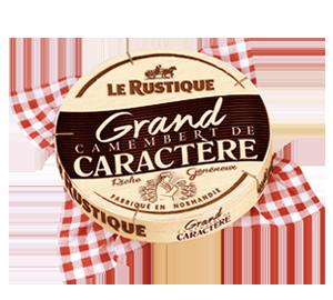 Le Grand Camembert de Caractère Le Rustique