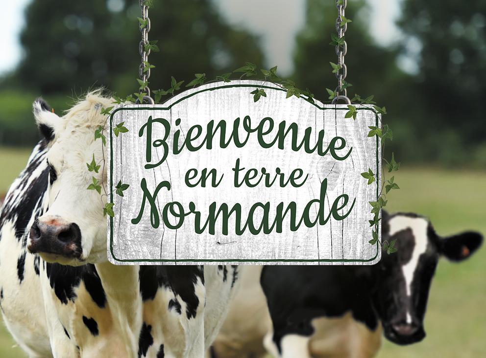 Bienvenue en Terre Normande
