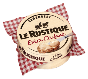 Le Camembert Extra Coulant Le Rustique