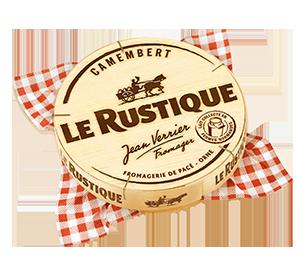 Le Camembert Le Rustique